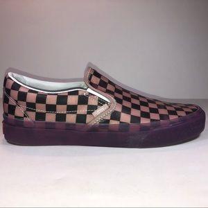 Vans Slip On Translucent Rubber Porcini Sneakers